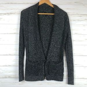 Express Cardigan Black & White XS
